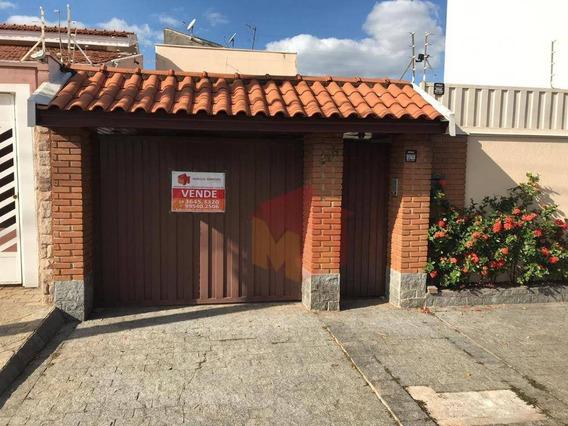 Casa Com 2 Dormitórios À Venda, 120 M² Por R$ 365.000,00 - Morada Do Sol - Americana/sp - Ca0417