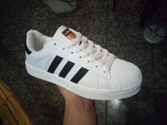 Zapatos Superstar Caballero 40 A 44 De 7 Us A 10 Us