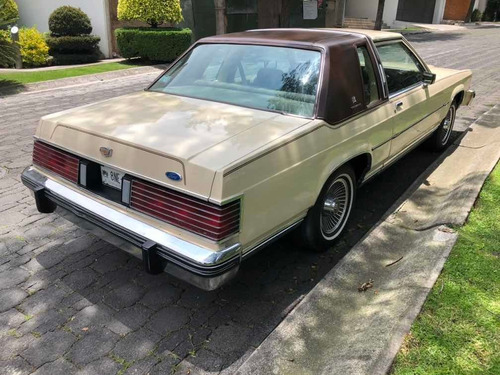 Ford Grand Marquis 2 Puertas 1983