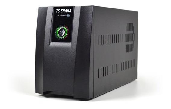 Nobreak Ts Shara 1400va Ups Compact Pro Bivolt Entrada/saida