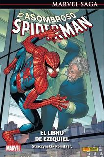 Marvel Saga Asombroso Spiderman 5 El Libro De Ezequiel