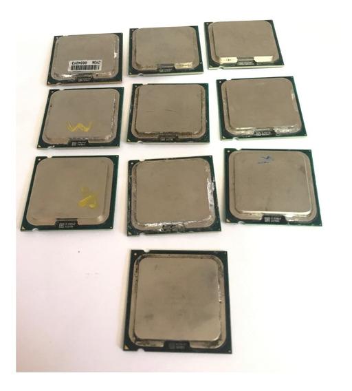 Processadores Core 2 Duo Intel E7200 - (lote 10 Unidades)