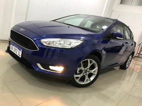 Ford Focus Iii Sedán Se Plus