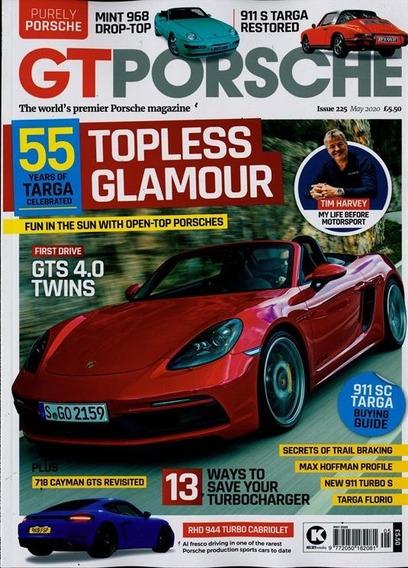 Gt Porche Magazine Uk - Revista Mensal Carros