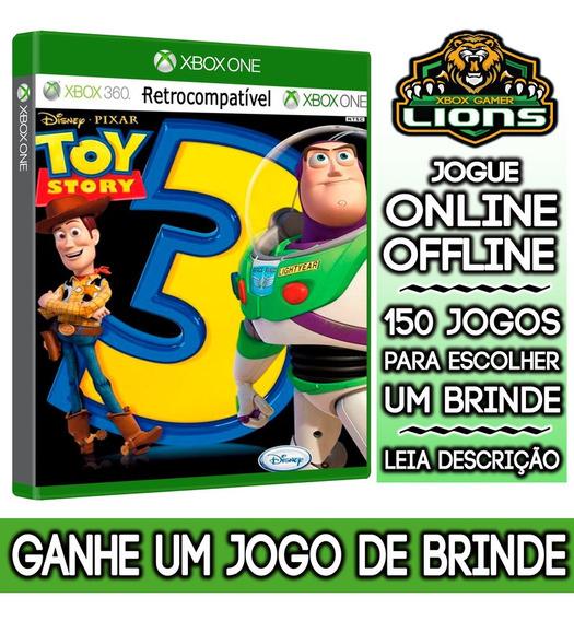 Toy Story 3 Xbox One/360 + Brinde