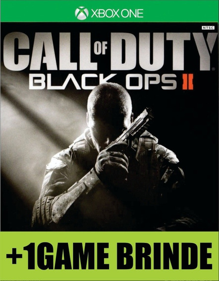 Call Of Duty Black Ops 2 Xbox One Mídia