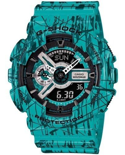 Relógio Casio G-shock Ref. Ga-110sl-3a