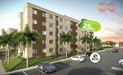 Apartamentos - Residencial Angelo Fattori - Ap0191