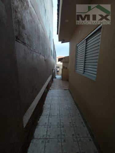 Imagem 1 de 11 de Casa De Vila Em Vila Santa Luzia - São Bernardo Do Campo, Sp - 3792
