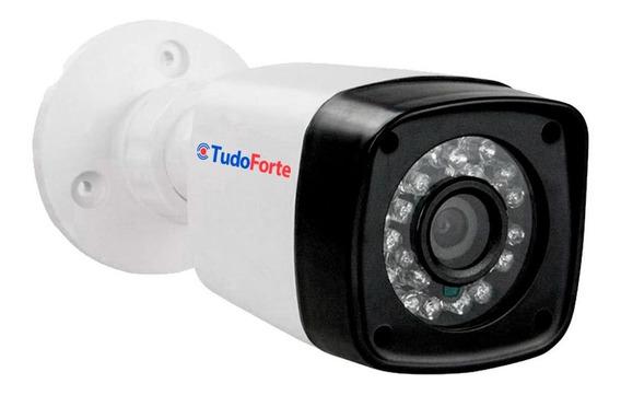 Câmera Segurança Hd 720p 1mp 2,8mm Bullet Ahd Hdtvi Hdcvi Tf