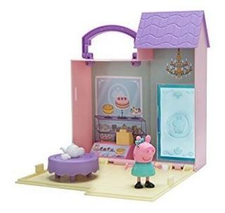 Peppa Pig Bakery Shop Playset De Little Places