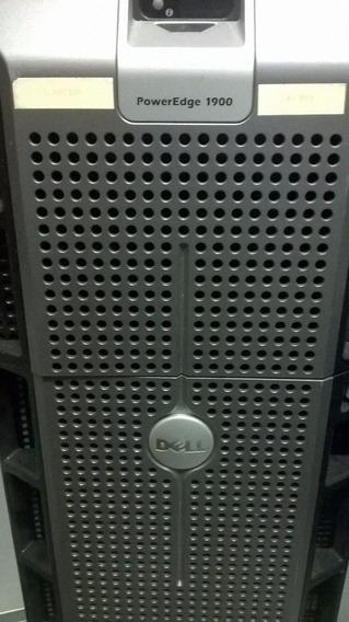 Servidor Dell Poweredge 1900 + 2900