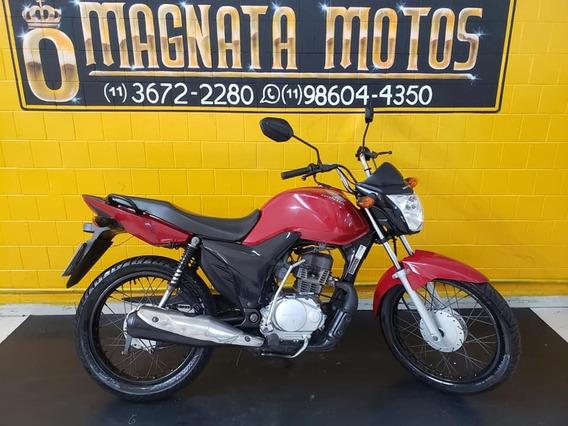 Honda Cg 125 Ks - 2015 - Km 41.000