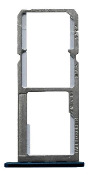 Bandeja Porta Sim Micro Sd Motorola Moto E5 Plus 2 Simm