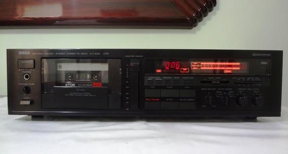 Tape Deck Yamaha Kx-630
