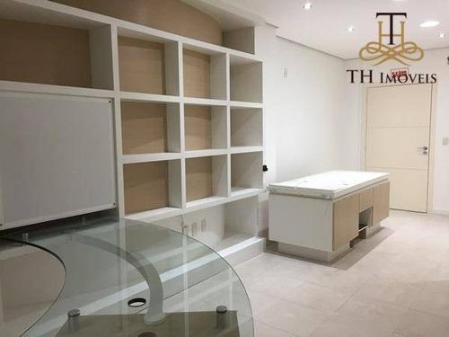 Sala Para Alugar, 300 M² Por R$ 12.000,00/mês - Centro - Balneário Camboriú/sc - Sa0068