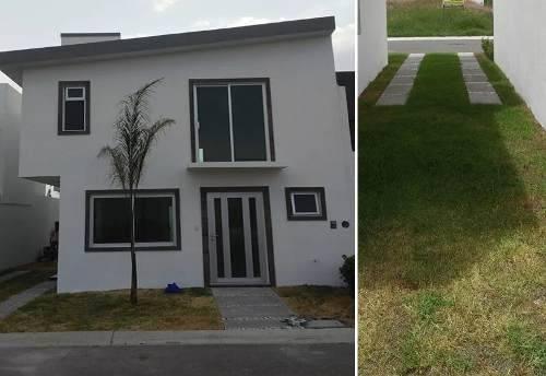 Se Vende Hermosa Casa En Real Del Bosque, Jardín, 3 Recámaras, 3 Baños, Lujo!