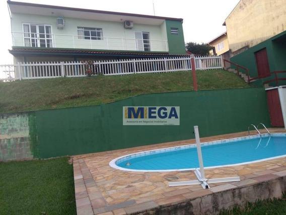Chácara Com 4 Dormitórios À Venda, 980 M² Por R$ 550.000 - Vale Verde - Valinhos/sp - Ch0036