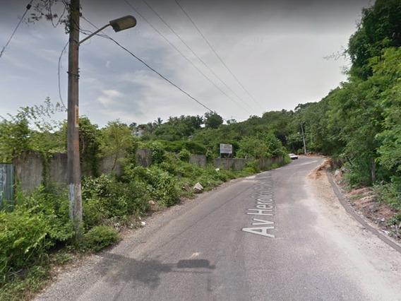 Venta De Terreno En Cumbres De Llano Largo, Acapulco