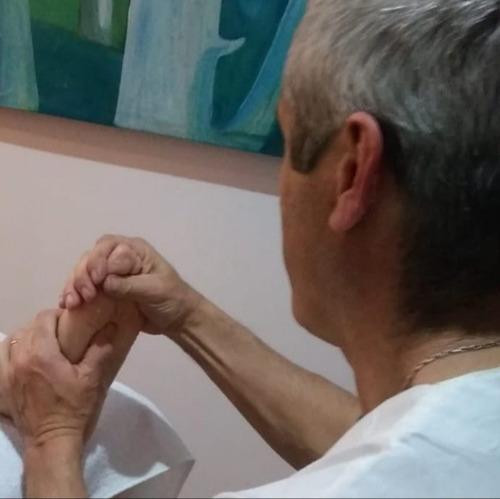 Reflexología, Drenaje Linfático, Masajes Para Calmar Dolores