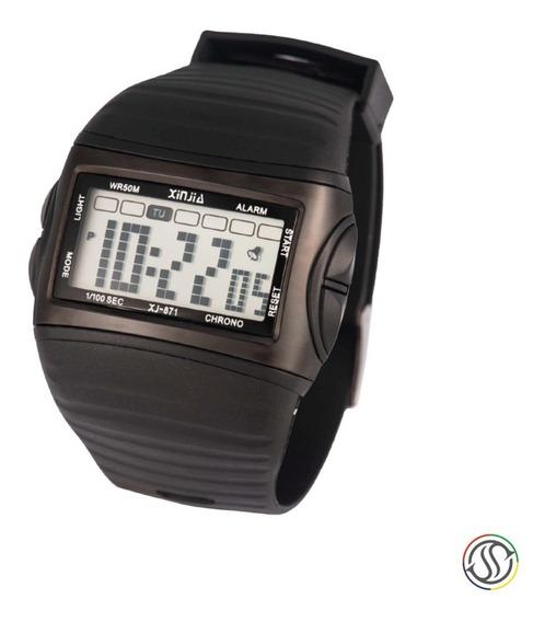 Relógio Casual Xinjia Xj-871 Original