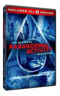 Actividad Paranormal 6-colección De Películas