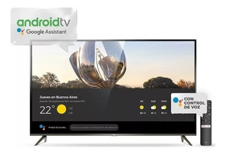 Smart Tv Tcl 50 4k Ultra Hd Android L50p8m