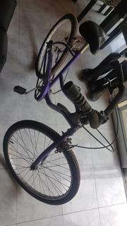 Bicicleta Rodado 24. Como Nueva!!!