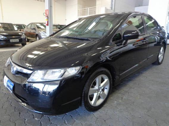 Honda Civic 1.8 Lxs 16v Flex Aut