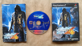 Tekken 4 Ps2 Original Completo Jap Leia Frete 12