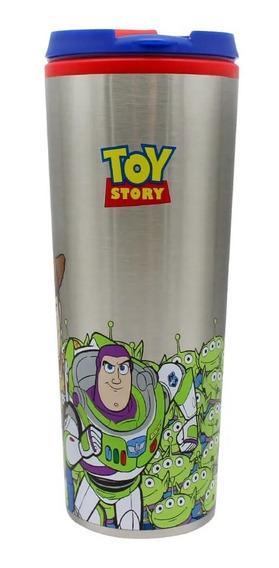 Copo Para Viagem 450ml Disney Toy Story Presente Criativo