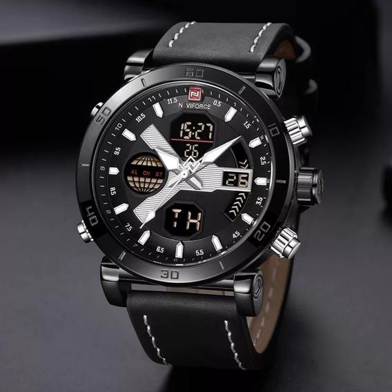 Relógio Masculino Naviforce 9132 Original Esportivo