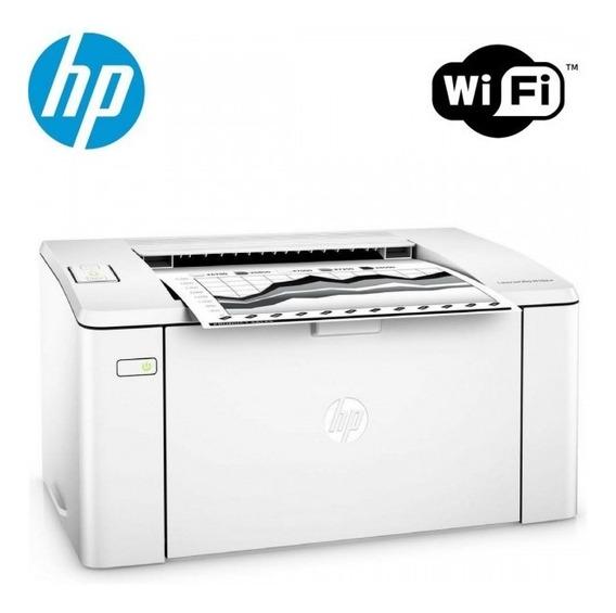 Impressora Hp Pro Laserjet M102w 110v
