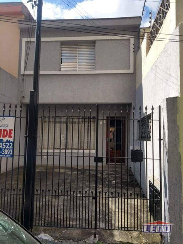 Imagem 1 de 6 de Sobrado Com 2 Dormitórios À Venda, 80 M² Por R$ 480.000,00 - Penha De França - São Paulo/sp - So0573