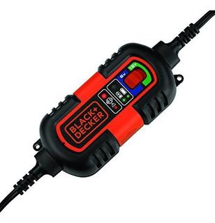 Cargador/mantenedor De Batería De 6v Y 12 V Black+decker