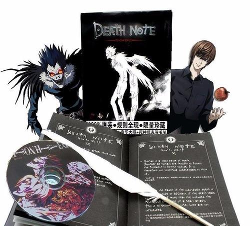 Libreta Death Note
