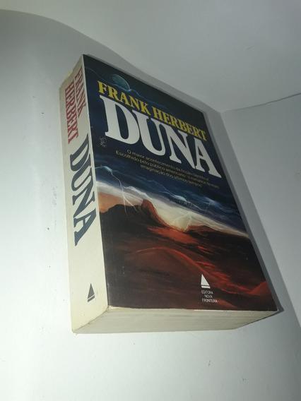 Duna - O Maior Acontecimento Da Ficção Científica! Frank Her