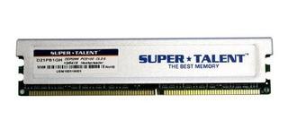 Super Talent Ddr266 1 Gb/64 X8 Cl2.5 16 Canales De Memoria (