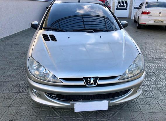 Peugeot 206 1.6 16v Feline Flex 5p 2005