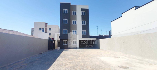 Imagem 1 de 16 de Apartamento Garden 02 Quartos No Parque Da Fonte, São José Dos Pinhais - Gd0455