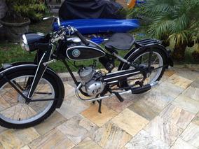 Moto Antiga Durkopp 1952