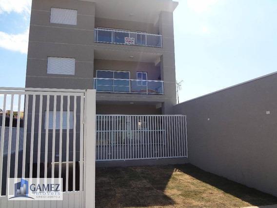 Apartamento Residencial À Venda, Jardim Do Alvinópolis, Atibaia. - Ap0099