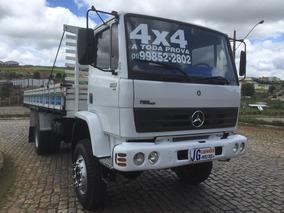 Caminhão 4x4 Mb 1720-a Ano 2003