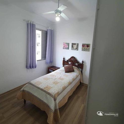 Imagem 1 de 9 de Apartamento Com 3 Dormitórios À Venda, 145 M² Por R$ 639.000 - Jardim Chácara Inglesa - São Bernardo Do Campo/sp - Ap0811