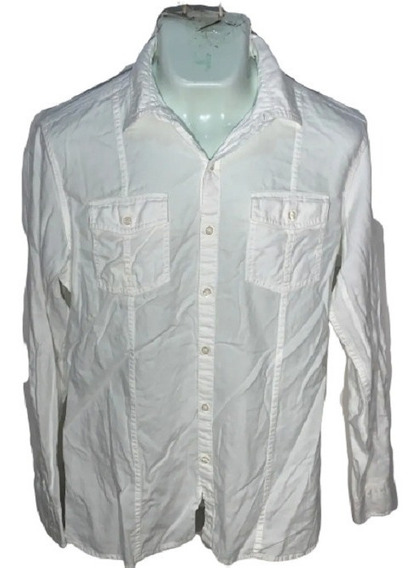 G Camisa L Marc Anthony Id C297 Used Hombre Remate!
