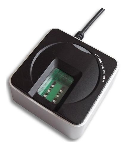 Enintel- Lector Biométrico Usb Huelladactilar Futronic Fs88h
