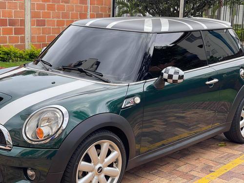Mini Cooper 2010 1.6 R56 S Coupe 175 Hp