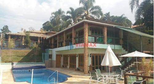 Imagem 1 de 22 de Casa Com 3 Dormitórios À Venda, 560 M² Por R$ 2.500.000 - Àguas De Igaratá - Igaratá/sp - Ca0720