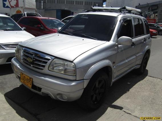 Chevrolet Grand Vitara 2.5