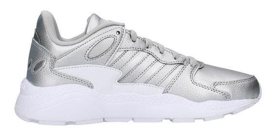 adidas Zapatillas Mujer - Craazychaos Silver